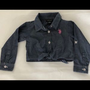 US Polo Assn Toddler Shirt